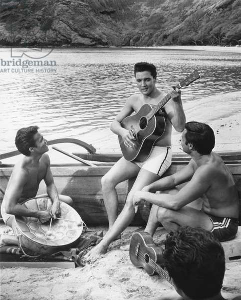 Elvis Presley, Blue Hawaii 1961 Directed By Norman Taurog