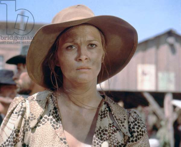 Faye Dunaway, Doc 1971 Directed By Frank Perry
