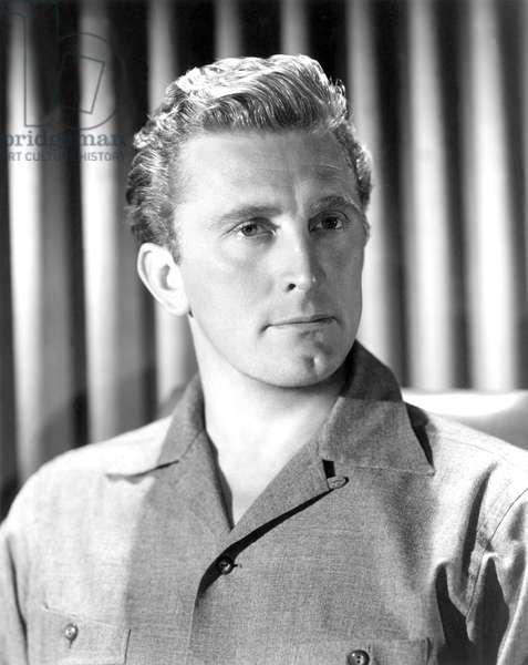 Kirk Douglas Portrait Early 50'S