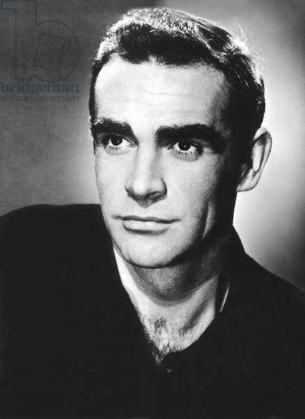 Sean Connery Early 60'S
