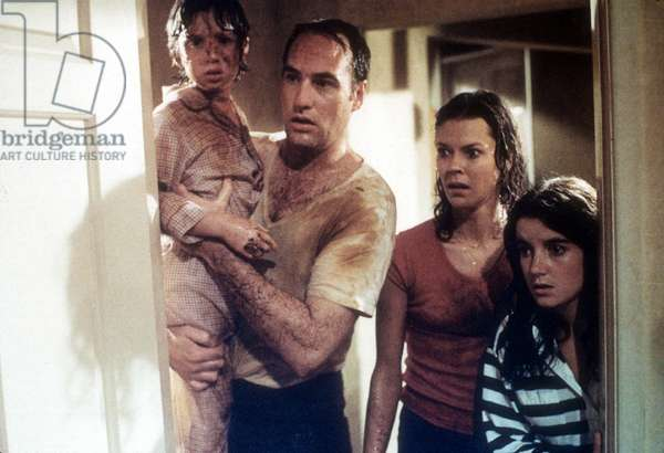 Oliver Robins, Craig T. Nelson, Jobeth Williams And Dominique Dunne.