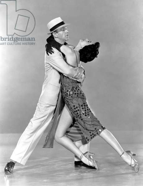 Fred Astaire And Cyd Charisse, The Band Wagon 1953 Directed By Vincente Minnelli