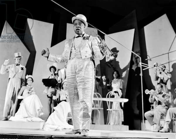Louis Armstrong, Doctor Rythm 1938 Directed By Frank Tuttle