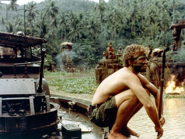Sam Bottoms , Apocalypse Now 1979 Directed By Francis Ford Coppola