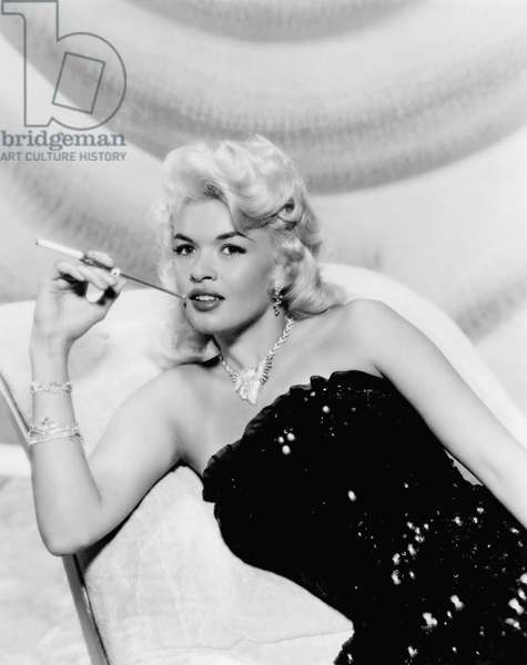 Jayne Mansfield In The 50'S Ca Usa