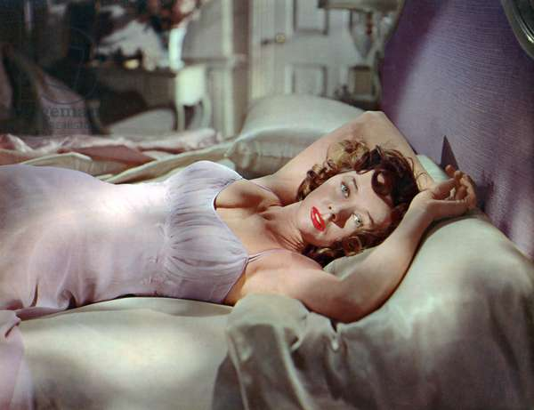 The Cobweb - The spider web 1955 directed by Vincente Minnelli; Gloria Grahame