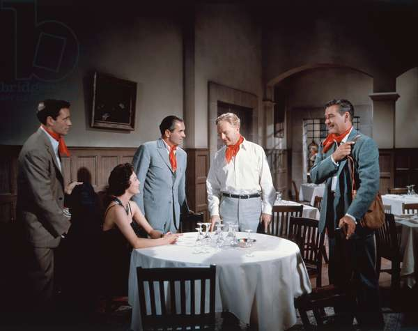 THE SUN ALSO RISES 1957 DIRECTED BY HENRY KING
