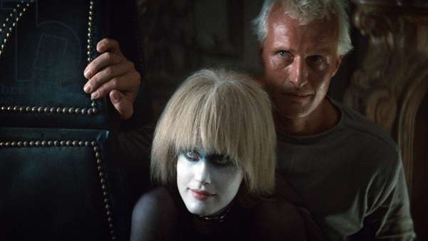 Daryl Hannah And Rutger Hauer, Blade Runner 1981 Directed By Ridley Scott