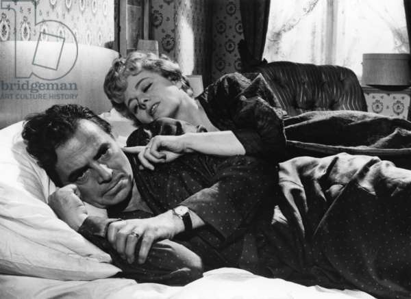 James Mason And Shelley Winters