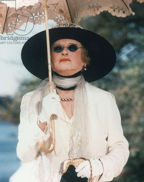 Bette Davis, Death On The Nile 1978 Directed By John Guillermin