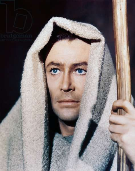 Peter O'Toole, The Bible: In The Beginning... 1966 Directed By John Huston