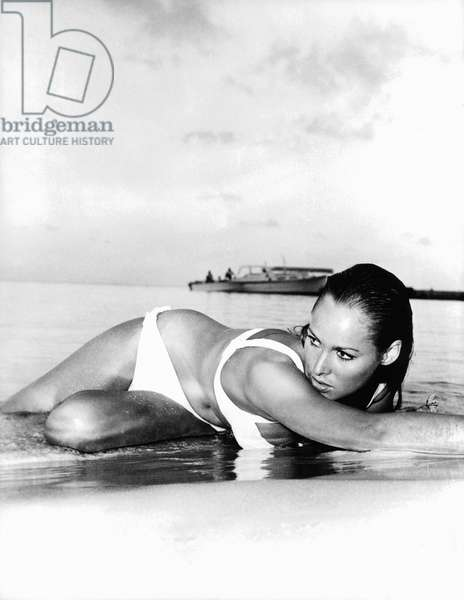 Ursula Andress , Dr. No 1962 Directed By Terence Young