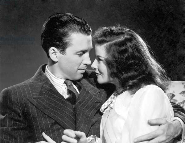 James Stewart And Katharine Hepburn