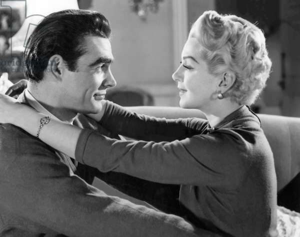 Sean Connery And Lana Turner, Another Time, Another Place 1958 Directed By Lewis Allen