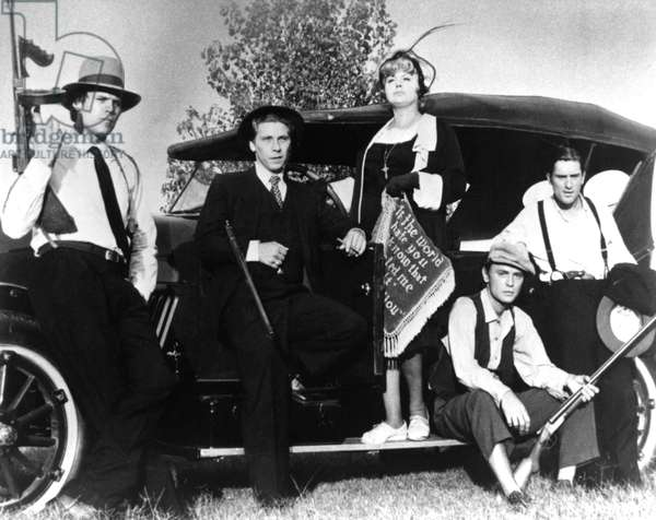Don Stroud; Robert Walden; Shelley Winters; Clint Kimbrough; Robert De Niro, Bloody Mama 1970 Directed By Roger Corman