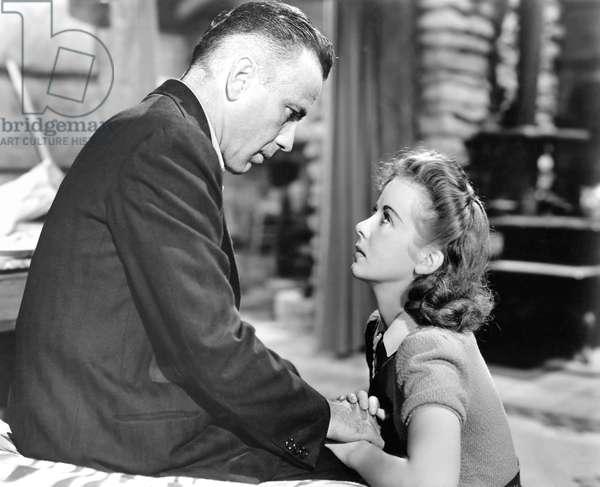 High Sierra - La grande evasion 1941 directed by Raoul Walsh; Warner Bros. Pictures; Humphrey Bogart; Ida Lupino