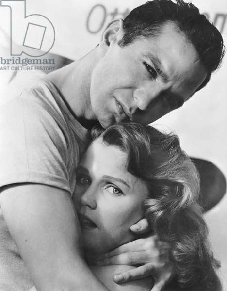 Ben Gazzara And Lee Remick, Anatomy Of A Murder 1959 Directed By Otto Peminger