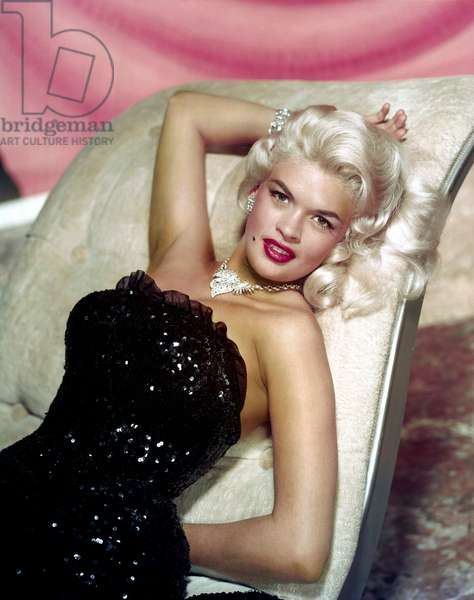 Jayne Mansfield In The 50'S Usa