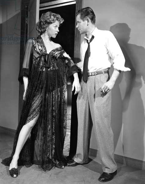 Human Desire - Human Desires 1954 directed by Fritz Lang; Gloria Grahame; Glenn Ford