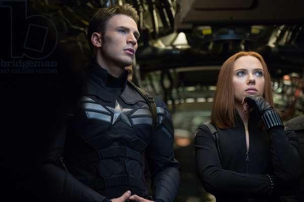 Captain America Le soldat de l'hiver 2014 (15)