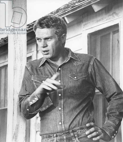 Steve Mcqueen, Baby The Rain Must Fall 1964 Directed By Robert Mulligan