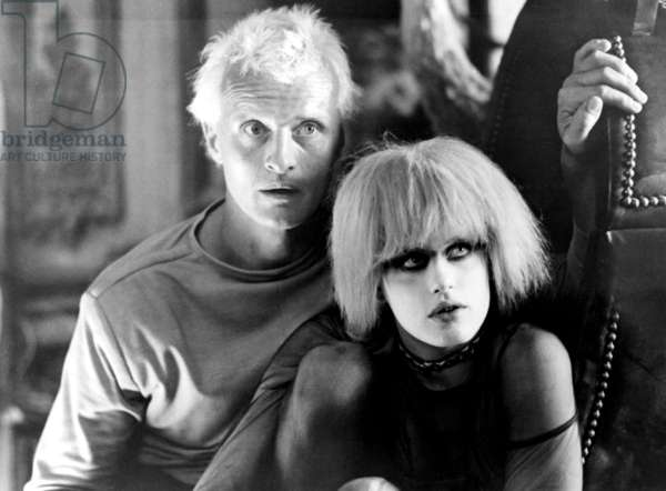 Rutger Hauer And Daryl Hannah, Blade Runner 1981 Directed By Ridley Scott