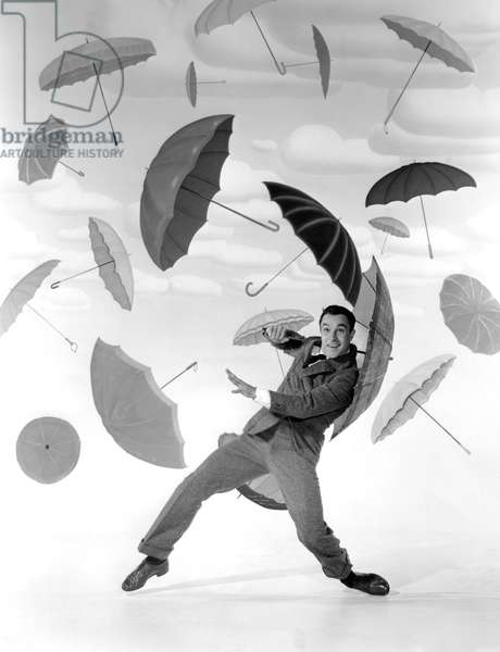 Singin' in the Rain directed by Gene Kelly and Stanley Done, 1952