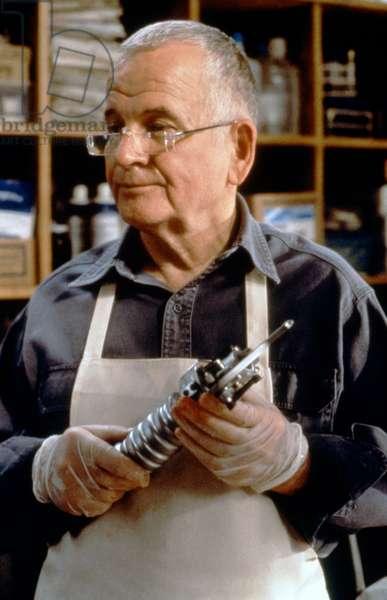 Existenz, directed by David Cronenberg, 1999 (film still)