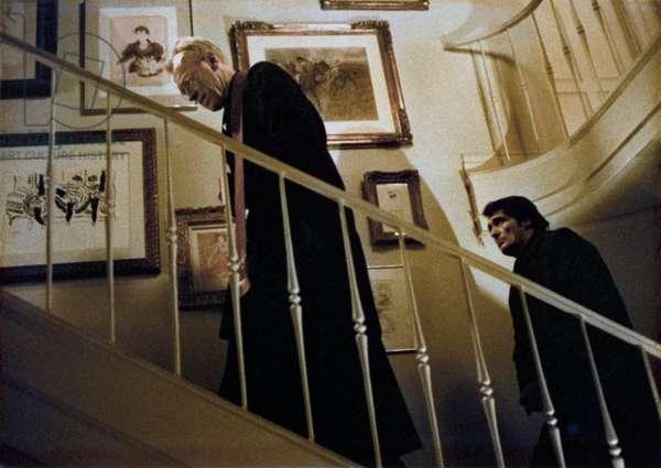 Max Von Sydow And Jason Miller