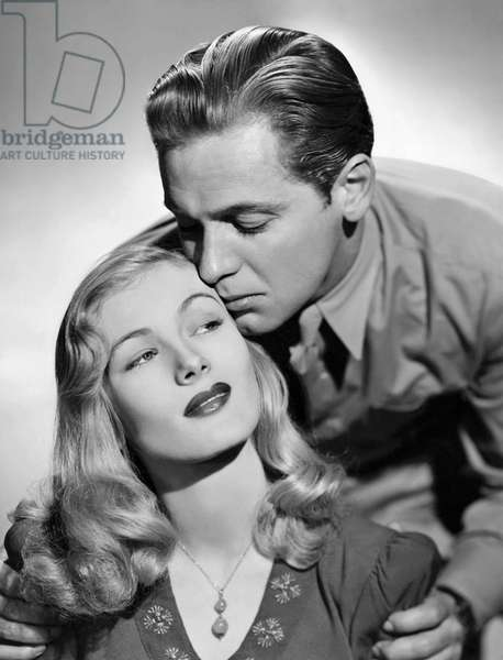 Veronica Lake And William Holden