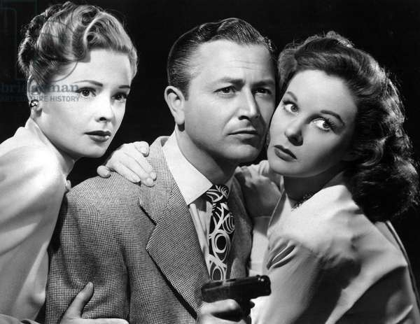 They Won't Believe Me 1947 directed by Irving Pichel (photo); R.K.O. Radio Pictures; Jane Greer; Robert Young; Susan Hayward