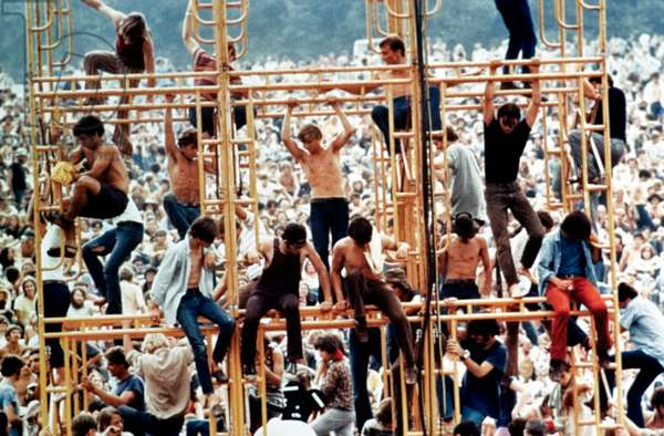 People, People, Woodstock 1970 Directed By Michael Wadleigh