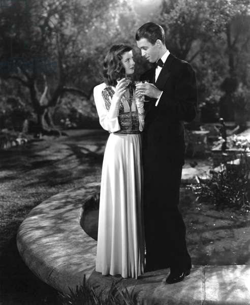 Katharine Hepburn And James Stewart