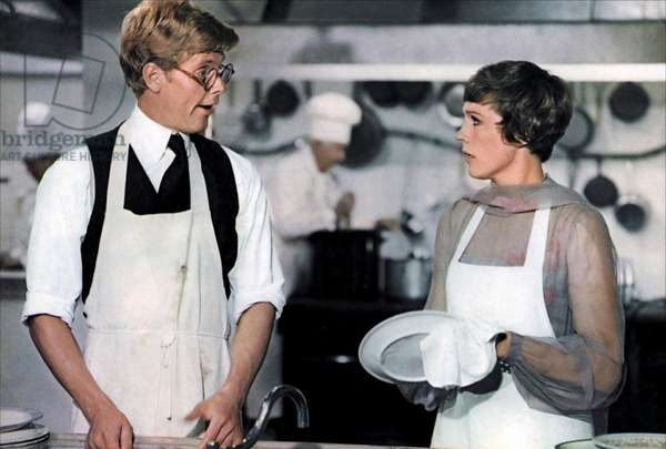 James Fox And Jule Andrews, Thoroughly Modern Millie 1967 Directed By George Roy Hill
