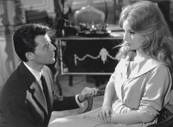 Les liaisons dangereuses (Dangerous Liaisons), directed by Roger Vadim, 1959 (film still)