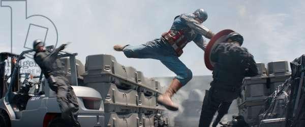 Captain America Le soldat de l'hiver 2014 (75)