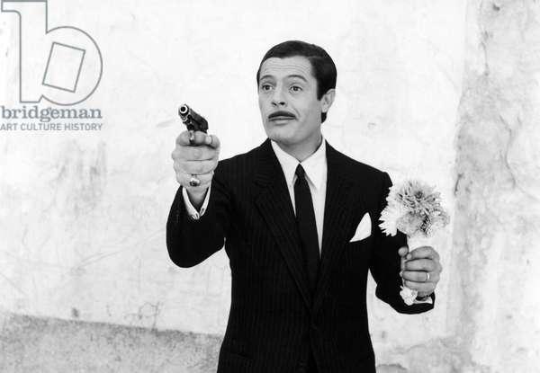 Marcello Mastroianni, Divorce A L'Italienne 1961 Directed By Pietro Germi