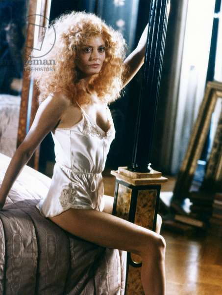 Susan Sarandon, The Witches Of Eastwick 1987 Directed By George Miller