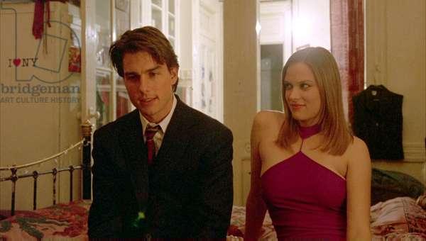 Tom Cruise And Vinessa Shaw