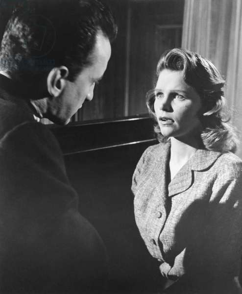 George C. Scott And Lee Remick, Anatomy Of A Murder 1959 Directed By Otto Peminger