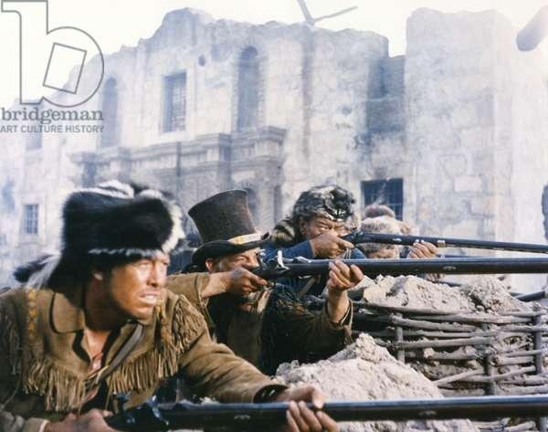 John Wayne, The Alamo 1960 Directed By John Wayne