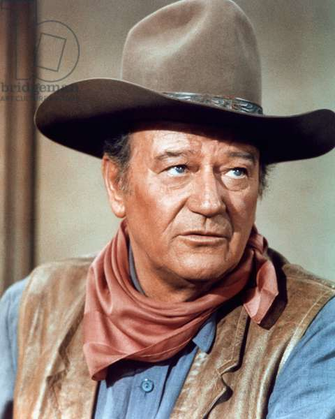 John Wayne, Big Jake 1971 Directed By George Sherman And John Wayne (Uncredi