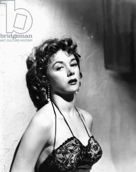 Naked Alibi - The Murderous Alibi 1954 directed by Jerry Hopper; Gloria Grahame