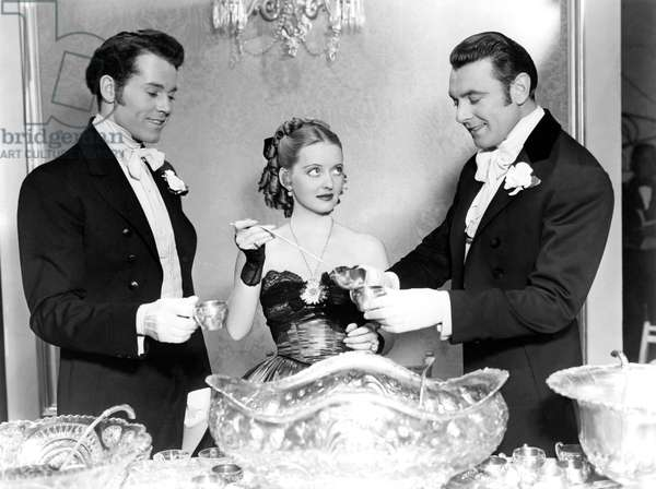 Henry Fonda, Bette Davis And George Brent.