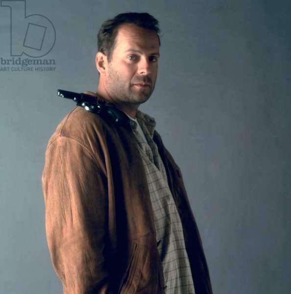 Le dernier samaritain (LE LASY BOY SCOUT) de Tony Scott avec Bruce Willis, 1991 (photo)