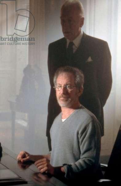 Minority Report by Steven Spielberg, 2002