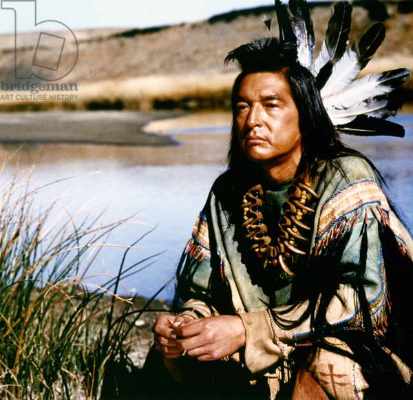 Graham Greene, Dances With Wolves 1990 Directed By Kevin Costner