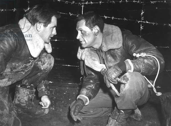 Don Taylor And William Holden