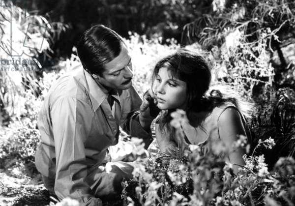 Marcello Mastroianni And Stefania Sandrelli, Divorce A L'Italienne 1961 Directed By Pietro Germi