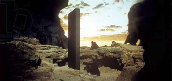 2001 L'Odyssee de L'Espace (2001 A Space Odyssey) de Stanley Kubrick, 1968 (photo)